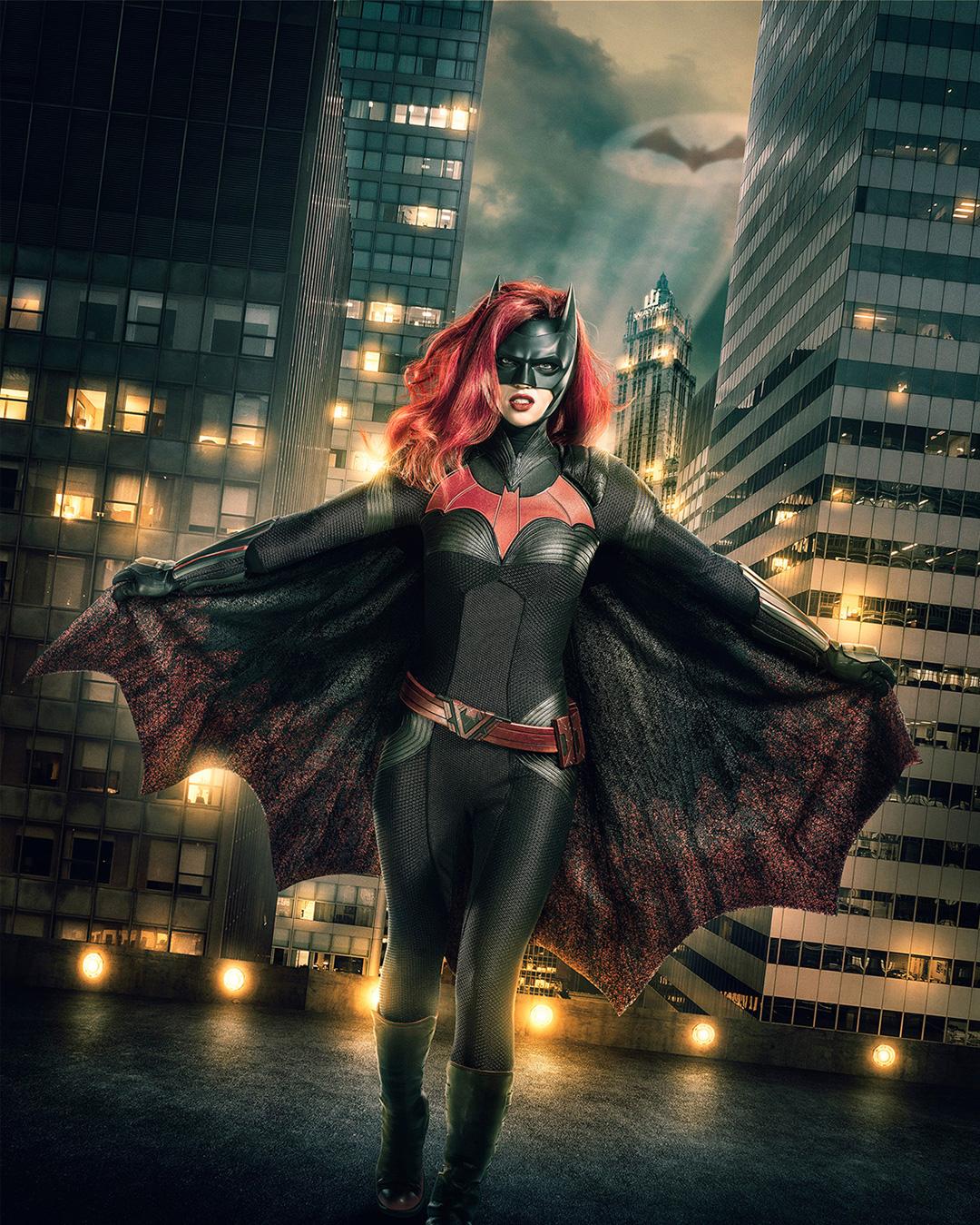 Batwomen Ruby Rose First Look SpicyPulp