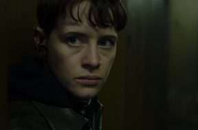 Girl In The Spider's Web Final Trailer SpicyPulp