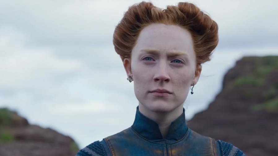Only one queen will reign in 'Mary, Queen of Scots'