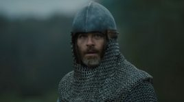 Chris Pine will forge a kingdom in 'Outlaw King'
