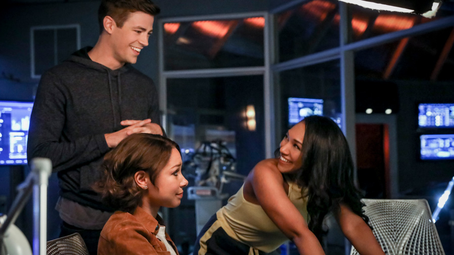 The Flash Candice Patton SpicyPulp
