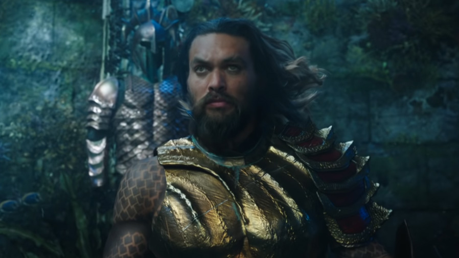 Dive into the deep with 'Aquaman'