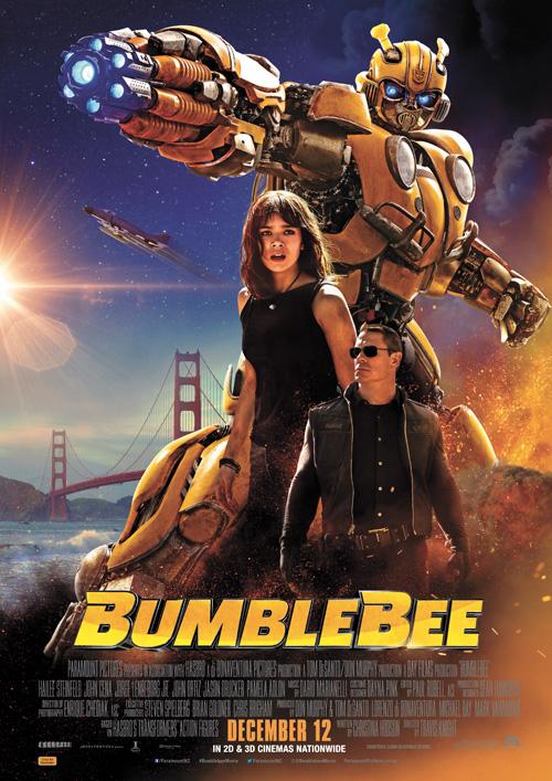 Bumblebee Poster SpicyPulp