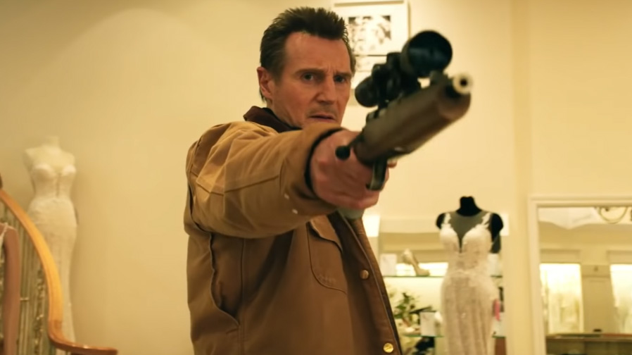 Liam Neeson decides to get even in 'Cold Pursuit'