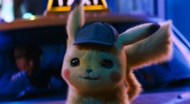 The first teaser trailer for 'POKÉMON Detective Pikachu' is here
