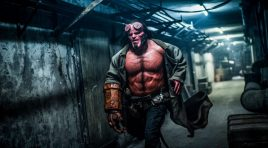 Big Red is on the move in 'Hellboy'
