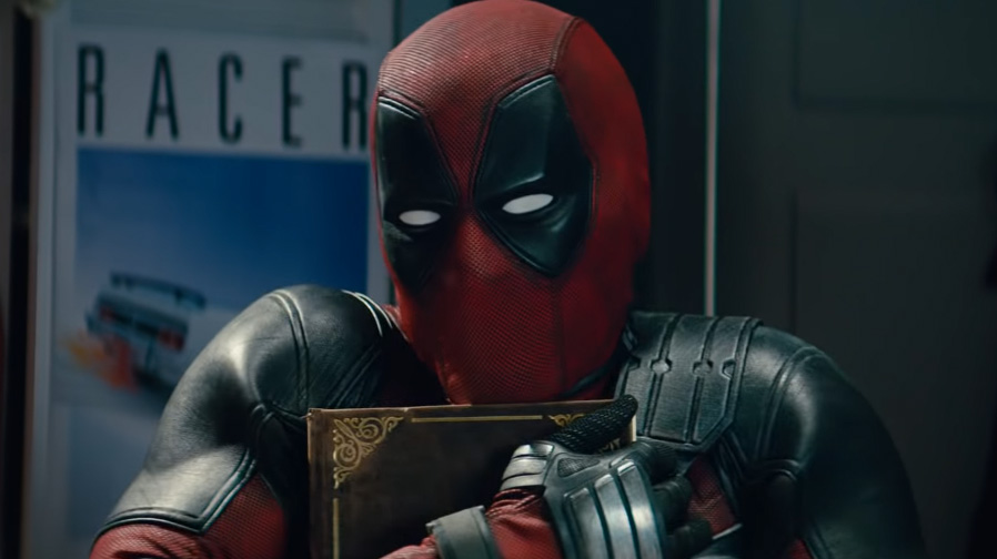 Get ready for a PG-13 Christmas with 'Once Upon A Deadpool'