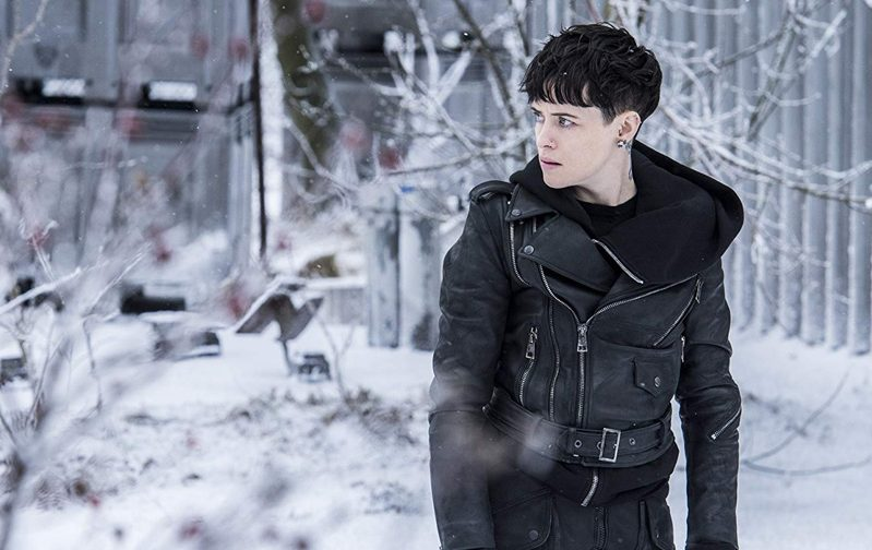 The Girl In The Spider's Web Review SpicyPulp