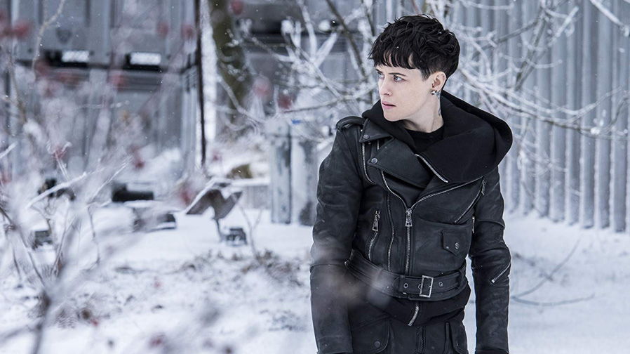 'The Girl In The Spider's Web' – Review