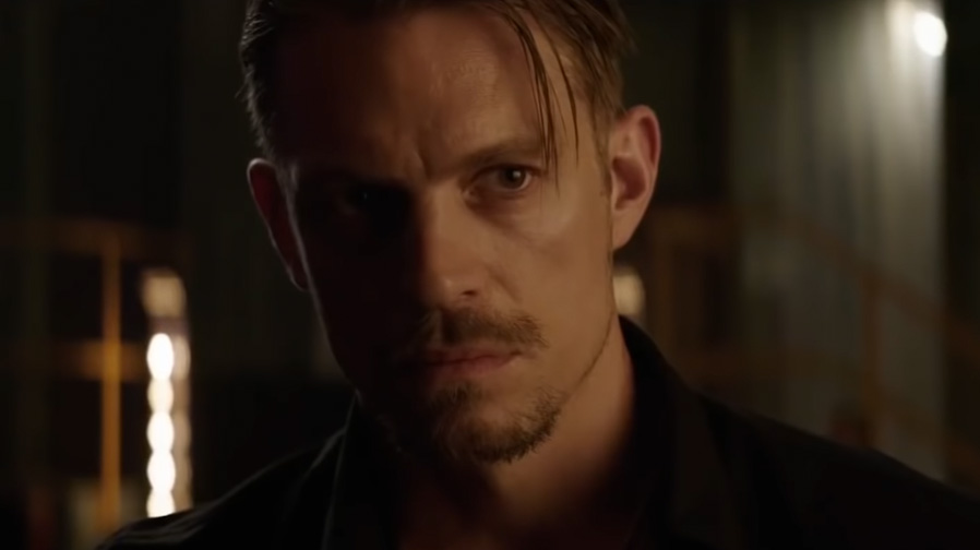 Joel Kinnaman is ready to bring it in 'The Informer'