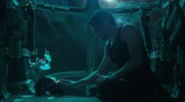 The first trailer for 'Avengers: Endgame' is here