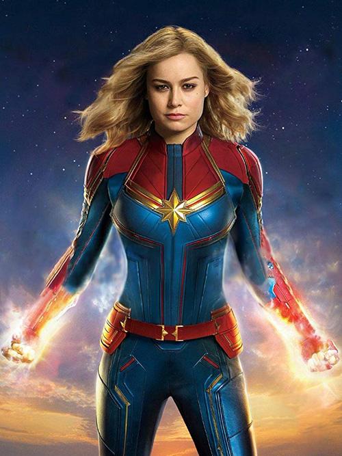 Captain Marvel New Image SpicyPulp