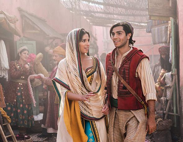 Aladdin New Images SpicyPulp