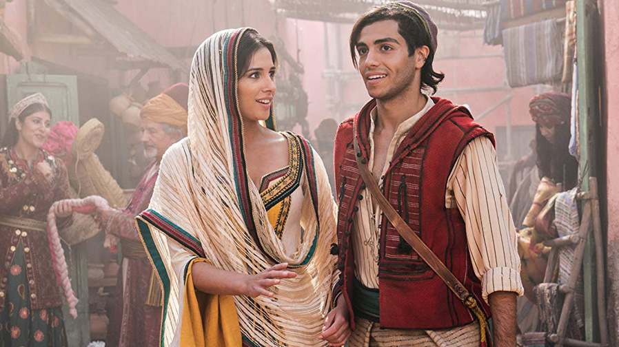 Get ready for plenty of magic with new 'Aladdin' images