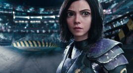 The action jumps off the screen in new 'Alita: Battle Angel' trailer