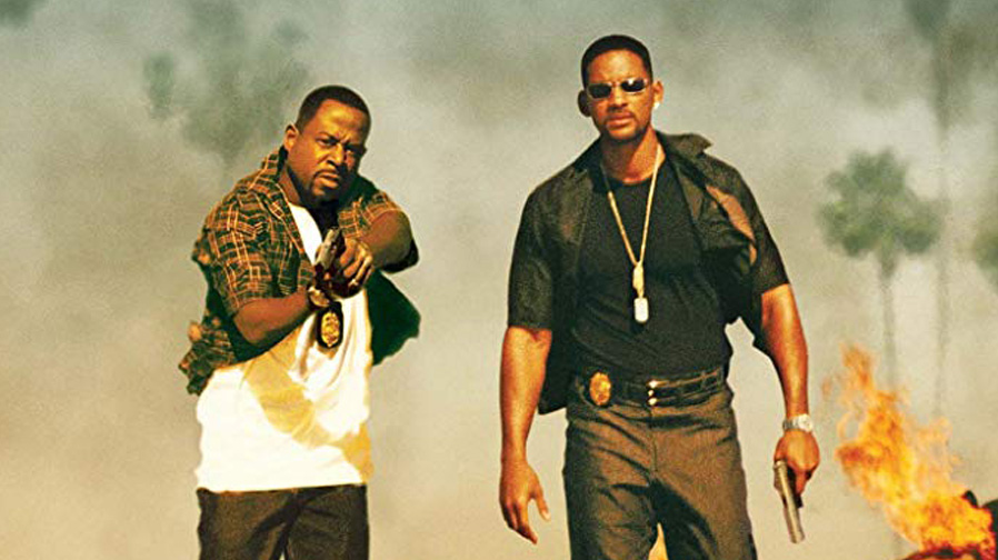The swag is back for 'Bad Boys For Life'