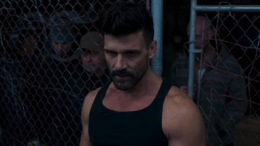 Frank Grillo is ready to bring the intensity for 'Donnybrook'