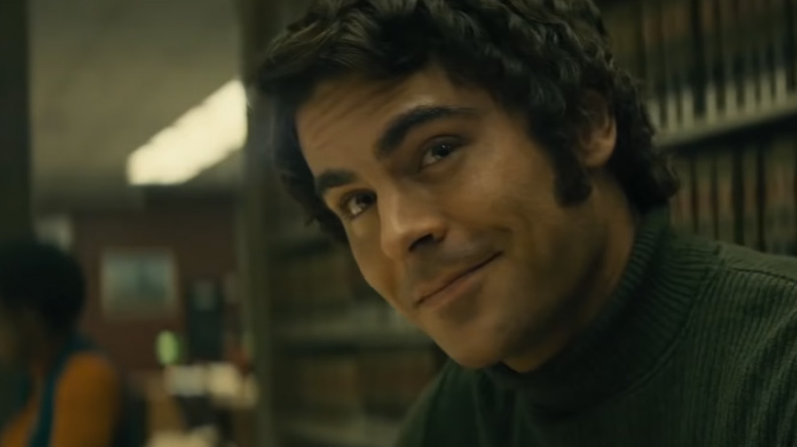 Zac Efron goes dark in 'Extremely Wicked, Shockingly Evil and Vile'