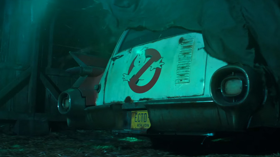 New 'Ghostbusters' teaser arrives