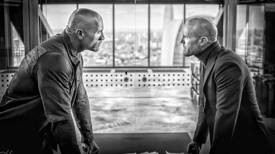 It's about to get big for 'Hobbs & Shaw'