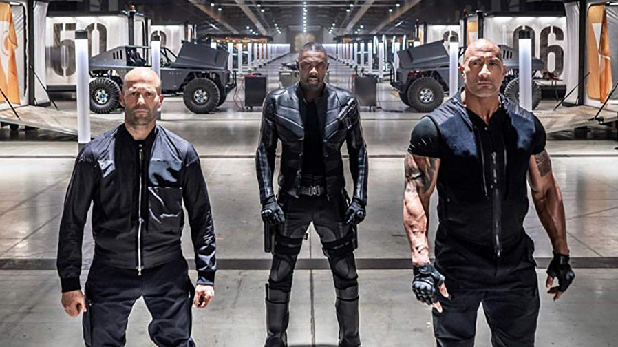 'Hobbs & Shaw' teased ahead of full trailer