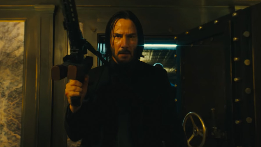 The first trailer for 'John Wick: Chapter 3 – Parabellum' is here