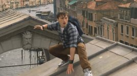 The first teaser trailer for 'Spider-Man: Far From Home' is here
