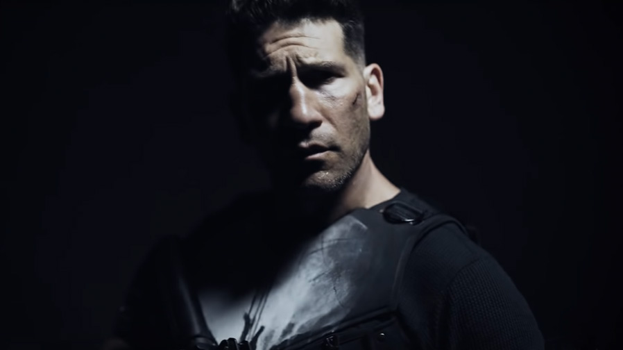 The showdown is imminent in new trailer for 'The Punisher'