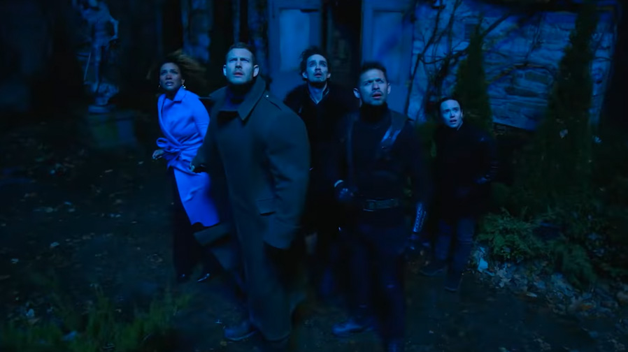 The new trailer for 'The Umbrella Academy' is here