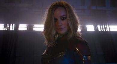 Captain Marvel Super Bowl Spot SpicyPulp
