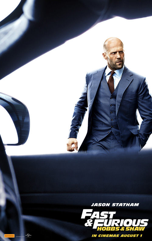 Hobbs and Shaw Posters SpicyPulp