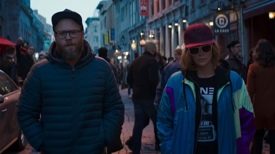 Seth Rogen finds love in the most unexpected place in 'Long Shot'