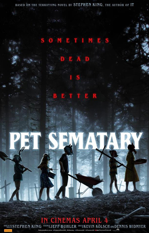 Pet Sematary Poster SpicyPulp