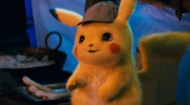'POKÉMON Detective Pikachu' steps out in a brand new spot