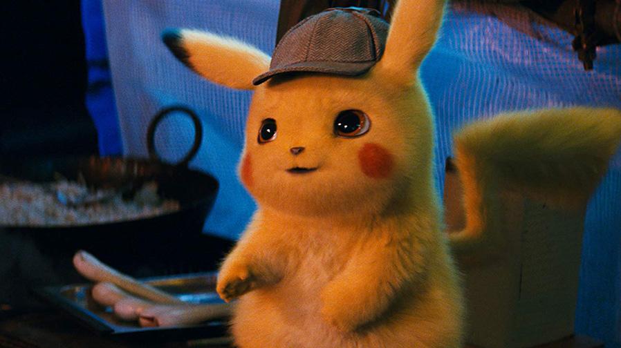 'POKÉMON Detective Pikachu' steps out in a brand new spot