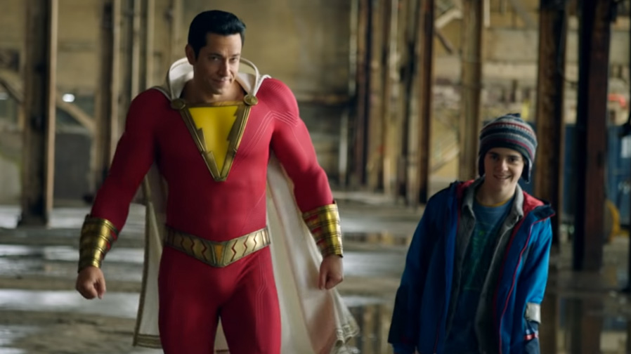 Take a look behind the fun of 'Shazam!'
