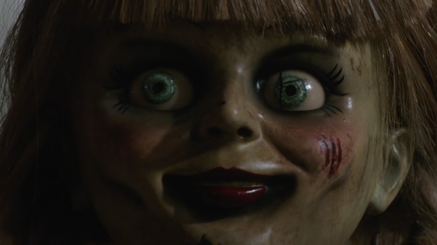 The horrors get harsh in 'Annabelle Comes Home'