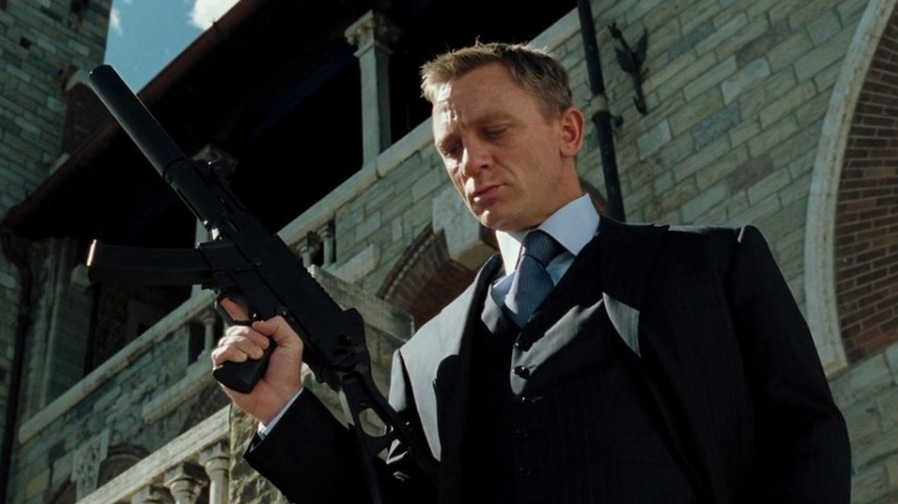 'Bond 25' is moving forward