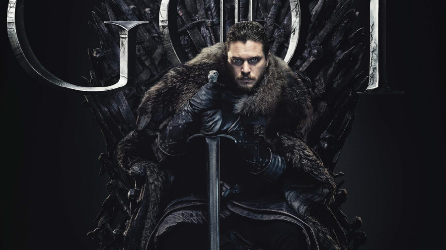 The Iron Throne beckons in new posters for 'Game Of Thrones'