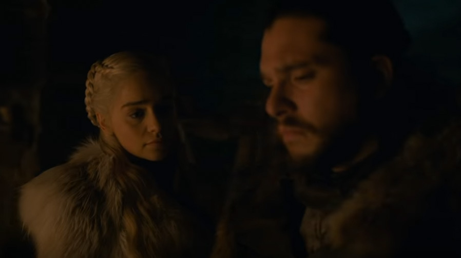The Long Night looms in first trailer for 'Game Of Thrones' Season 8