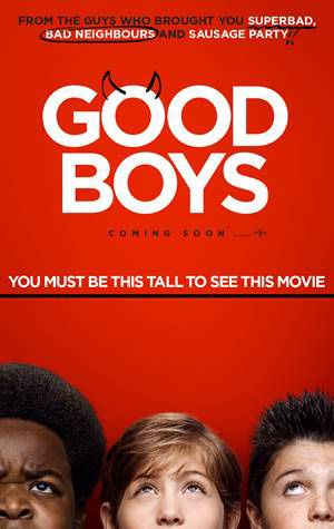 Good Boys Poster SpicyPulp