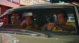 The screen shimmers with 1960s cool in 'Once Upon A Time In Hollywood'