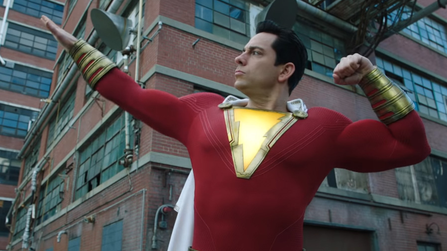 The all-new trailer for 'Shazam!' is here