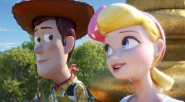 The brand new trailer for 'Toy Story 4' is here