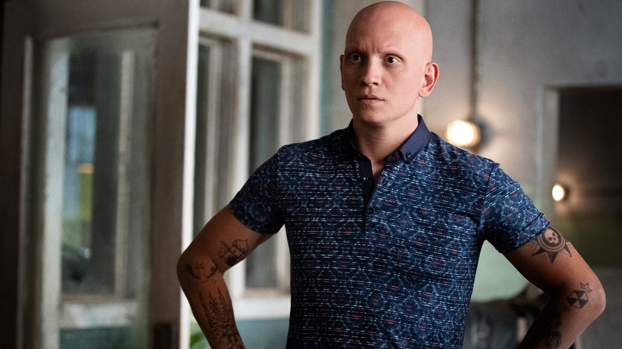 'Barry' – Season Two – An Interview With Anthony Carrigan
