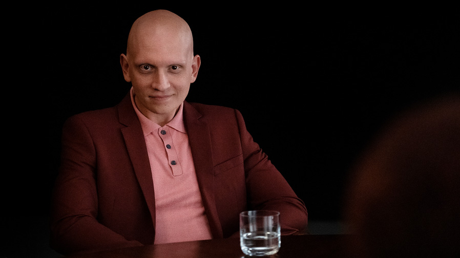 Barry Anthony Carrigan SpicyPulp