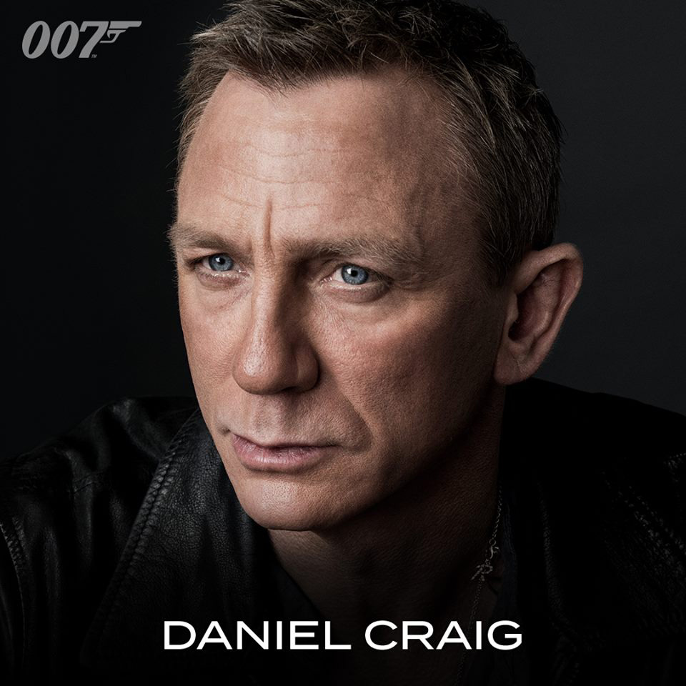 Bond 25 Announcement Daniel Craig SpicyPulp