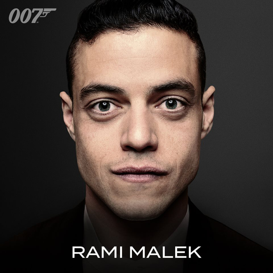 Bond 25 Announcement Rami Malek SpicyPulp