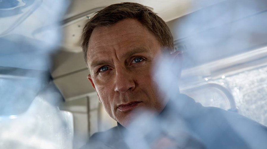Daniel Craig is ready to start rolling with 'Bond 25'