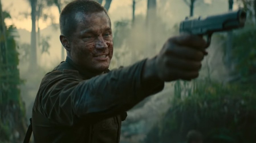 Travis Fimmel shows ultimate heroism in 'Danger Close: The Battle of Long Tan'